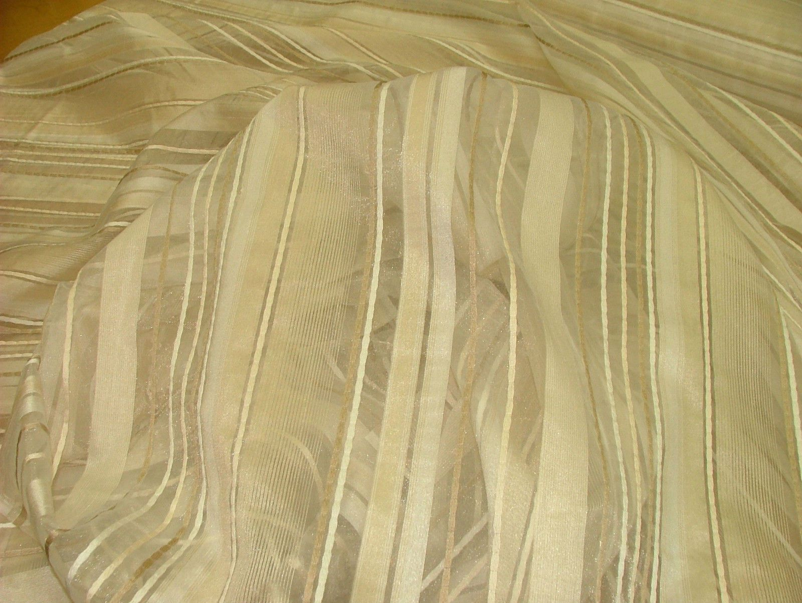 Ashley wilde ashby cream voile organza curtain window for Ashby windows