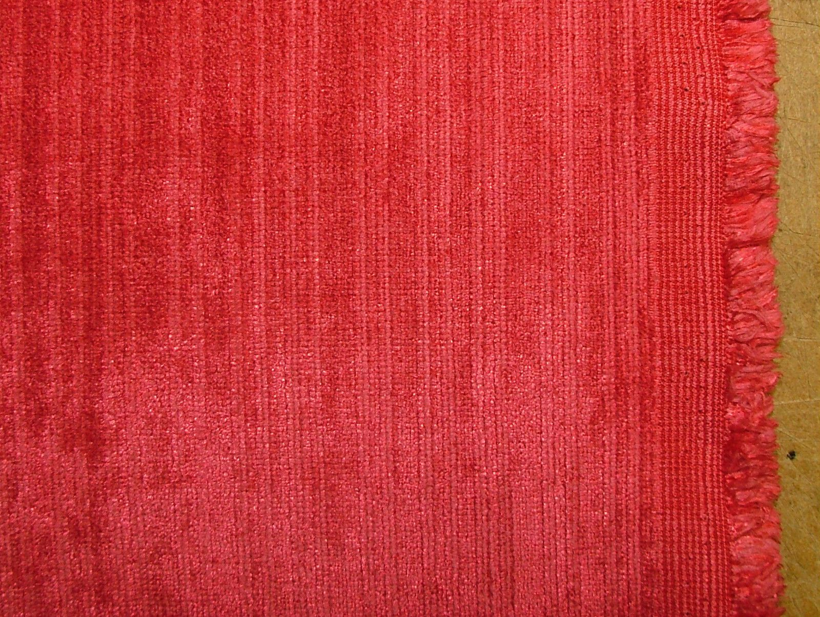 Fuschia soft pile designer velvet curtain upholstery fabric for Velvet fabric