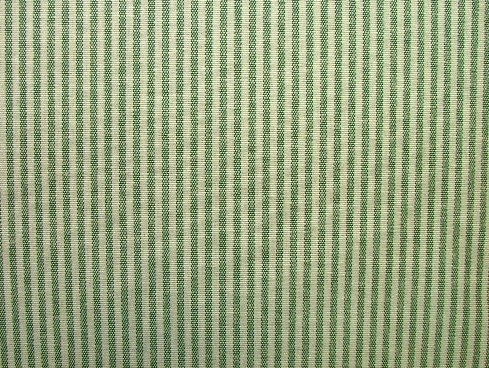 Prestigious textiles christmas d green ticking curtain for Ticking fabric