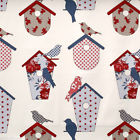 Thornbury Seaside PVC Oilcloth by Ashley Wilde